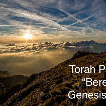 Bereshit Torah Portion 1b